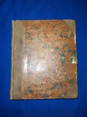 'Genealogical and Heraldic Treatise' Journal Book by J.S. Rundle - image x7891Genealogical-Heraldic-Treatisex7892-Journal-Book-J-full-1o-1600-447-0-300x400 on https://sallyantiques.co.uk